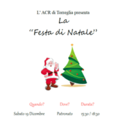 Festa di Natale ACR - 19 Dicembre 2015