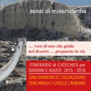 Proposta Interparrocchiale di catechesi per giovani e adulti 2015|2016
