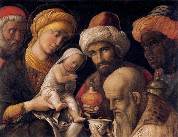 Mantegna Magi